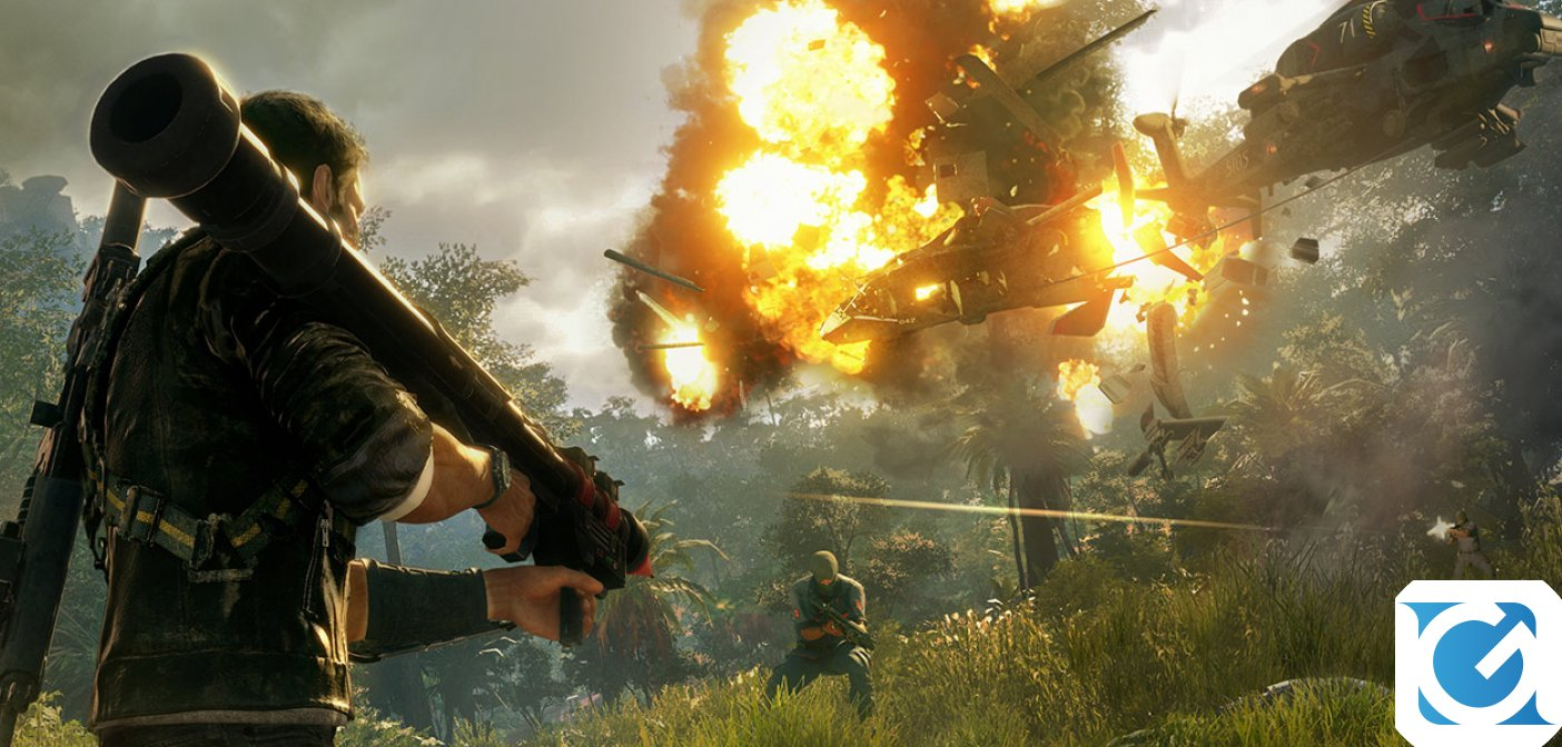 Just Cause 4 è disponibile per PC e console