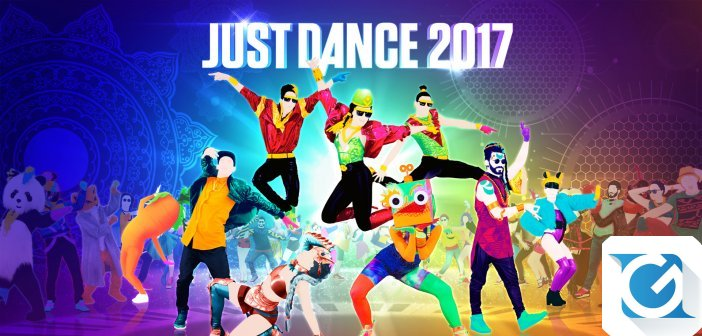 Just Dance 2017 e' disponibile per Nintendo Switch