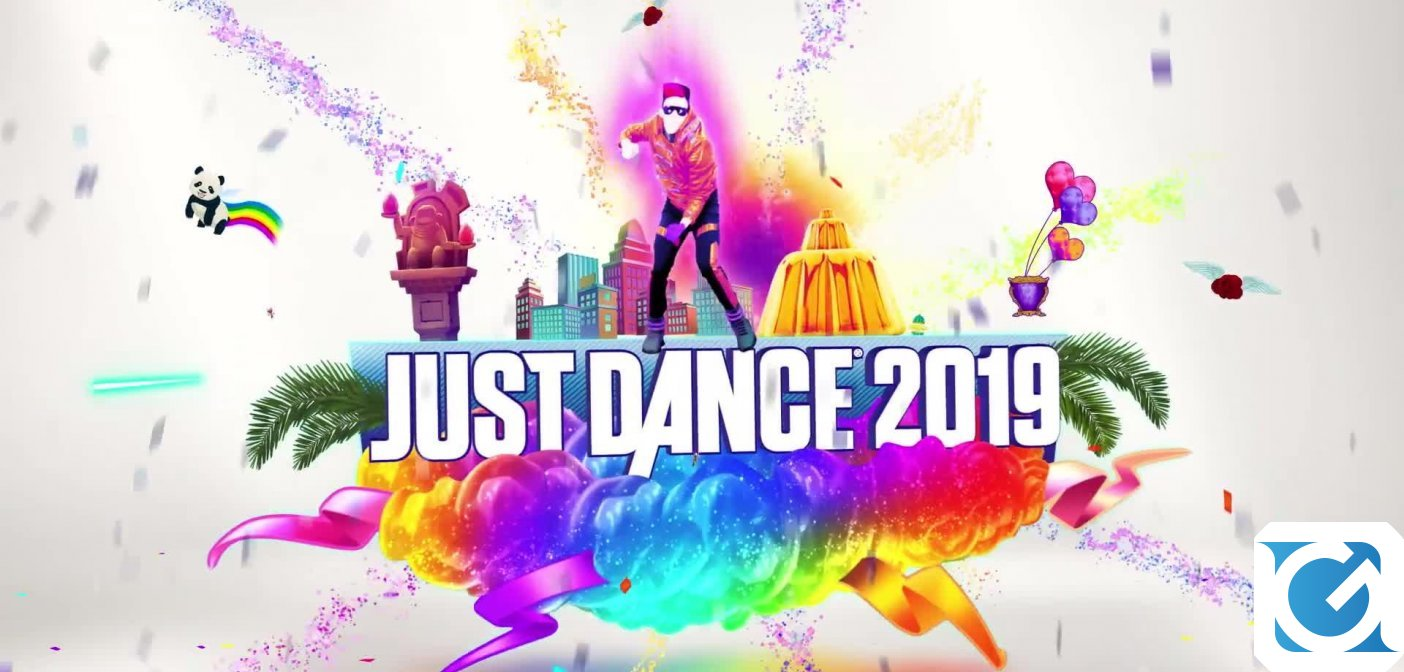 Just Dance 2019 è disponibile per console!