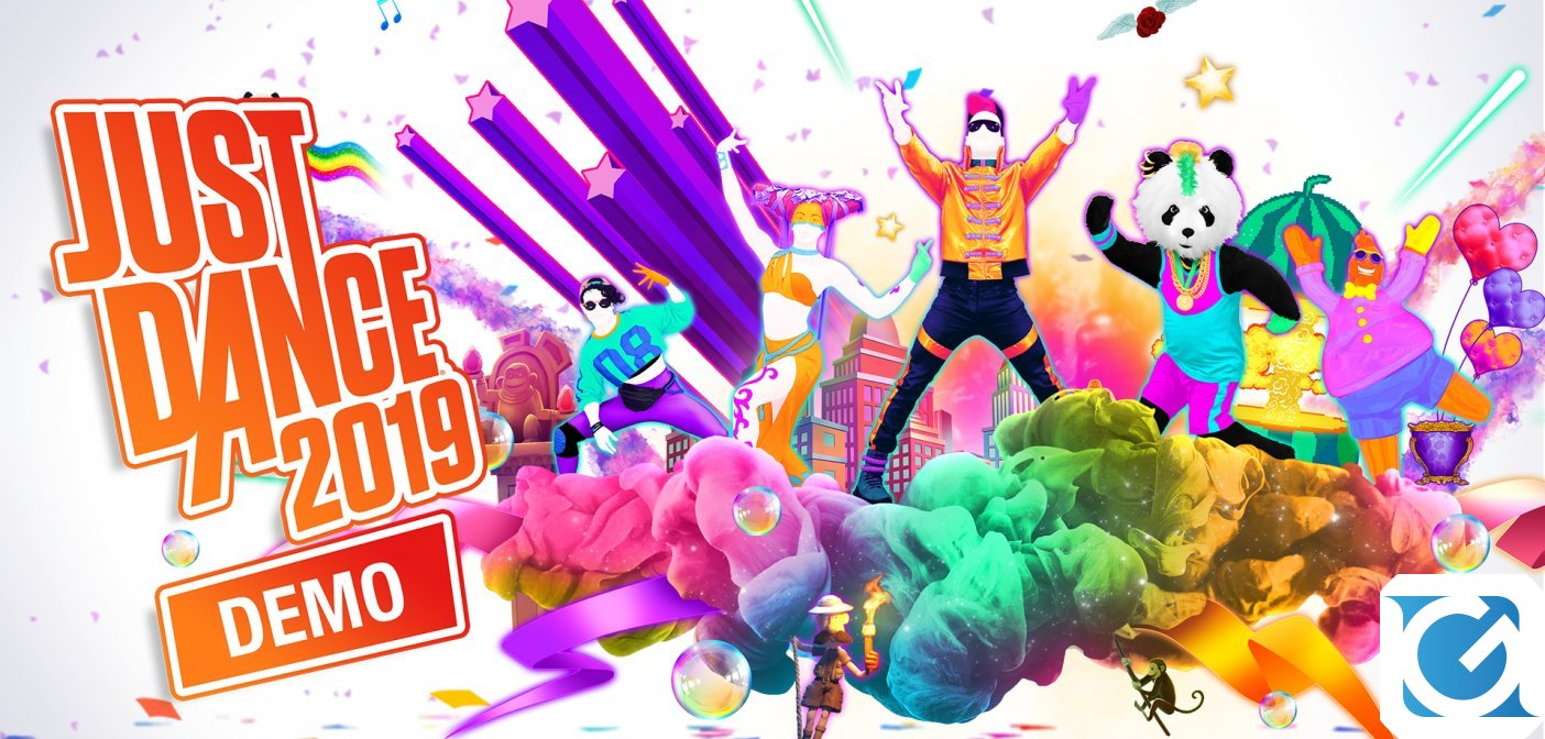 Disponibile la demo di Just Dance 2019