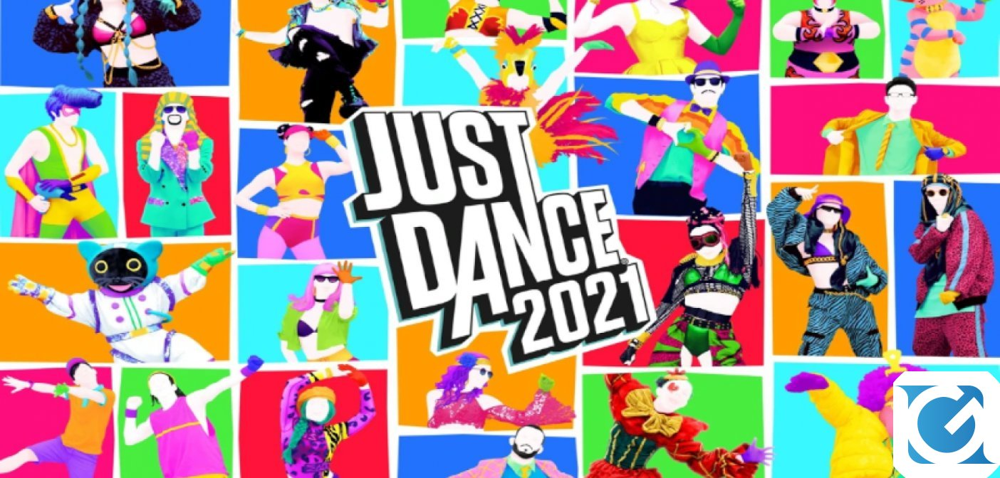 Just Dance 2021 ha una data d'uscita