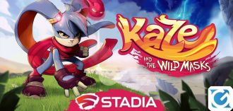 Kaze and the Wild Masks arriva su Stadia come parte della prima serie di titoli di Google Stadia Makers