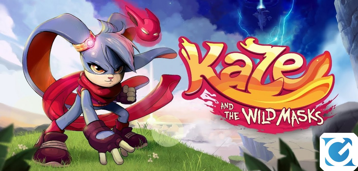 Kaze and the Wild Masks arriva su Switch, PS4 e XBOX One