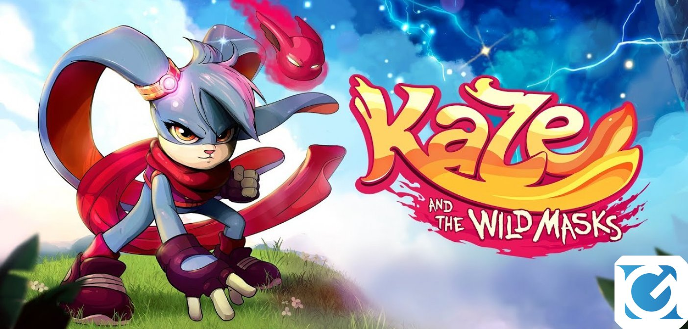 Kaze and the Wild Masks è disponibile su PC e console