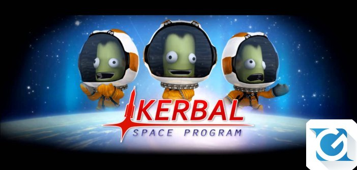 Recensione Kerbal Space Program