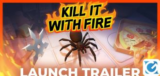 Kill It With Fire è disponibile per PC, mobile e console