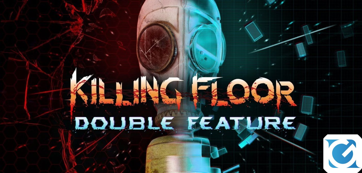 Killing Floor: Double Feature oggi disponibile su PlayStation 4 e PlayStation VR