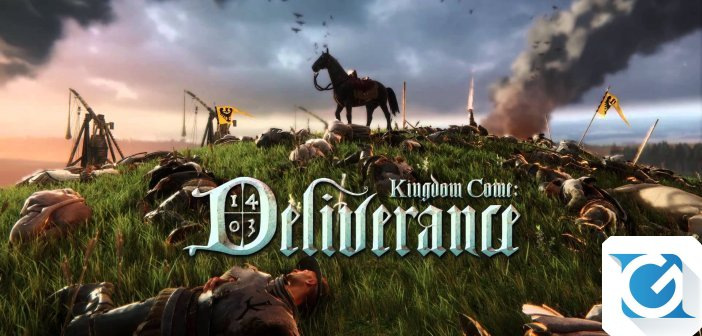 Kingdom Come: Deliverance - nuovo video gameplay