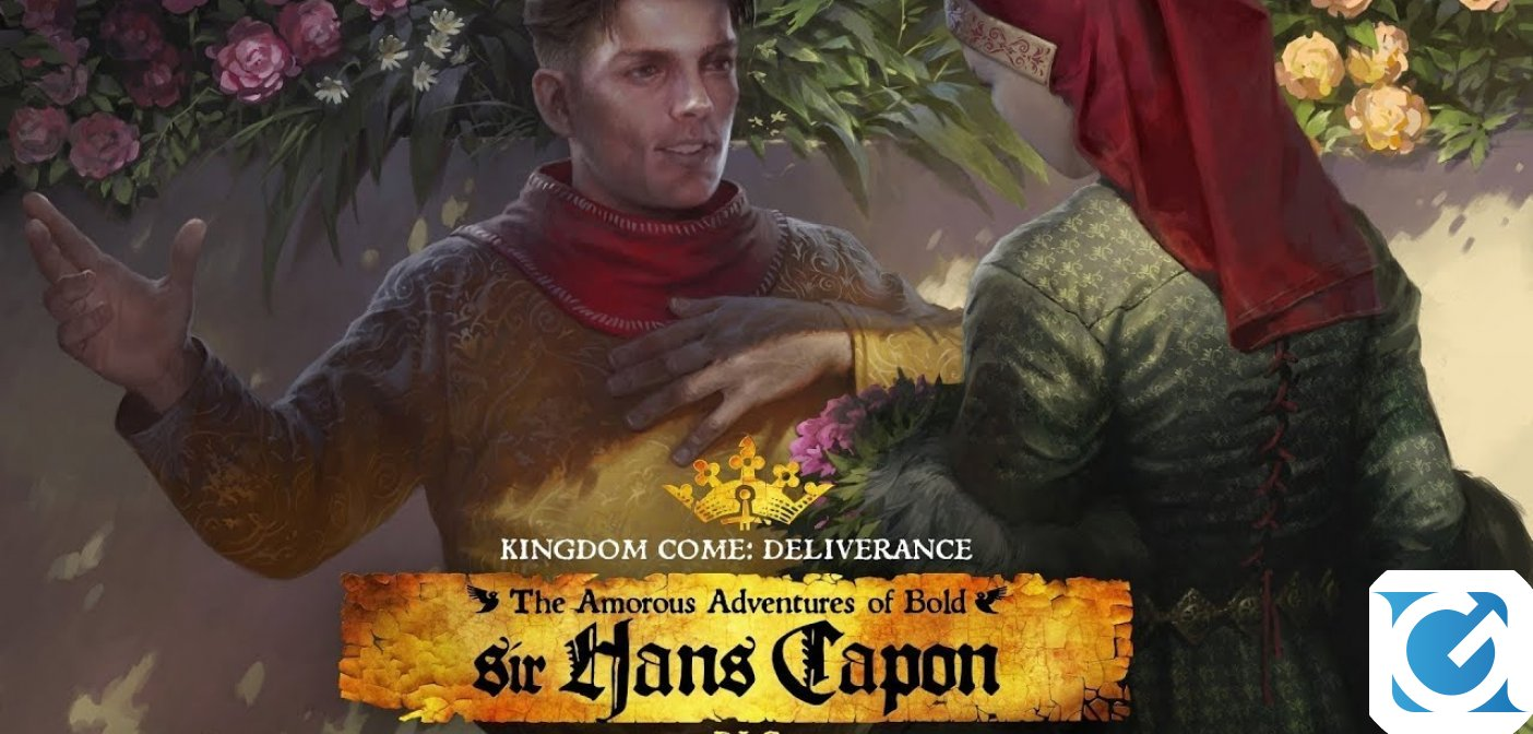 Kingdom Come: Deliverance il DLC The Amorous Adventures of Bold Sir Hans Capon è disponibile