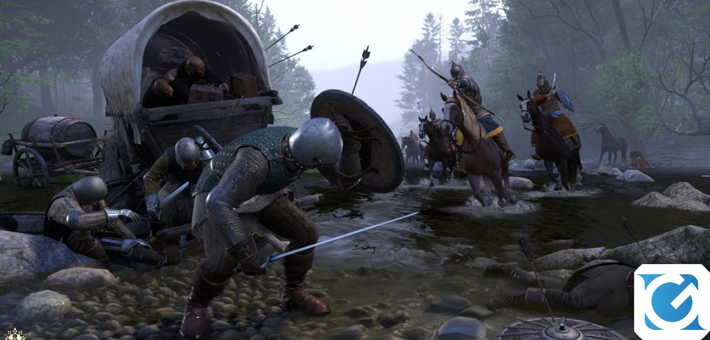 Nuova data d'uscita per A Woman's Lot e per la Royal Edition di Kingdom Come: Deliverance