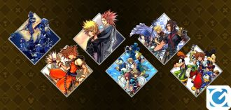 KINGDOM HEARTS arriva su XBOX One!