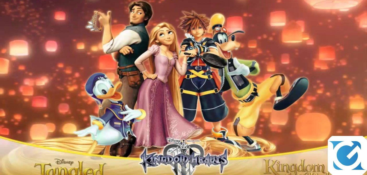 Kingdom Hearts III: Arrivano Monsters & Co