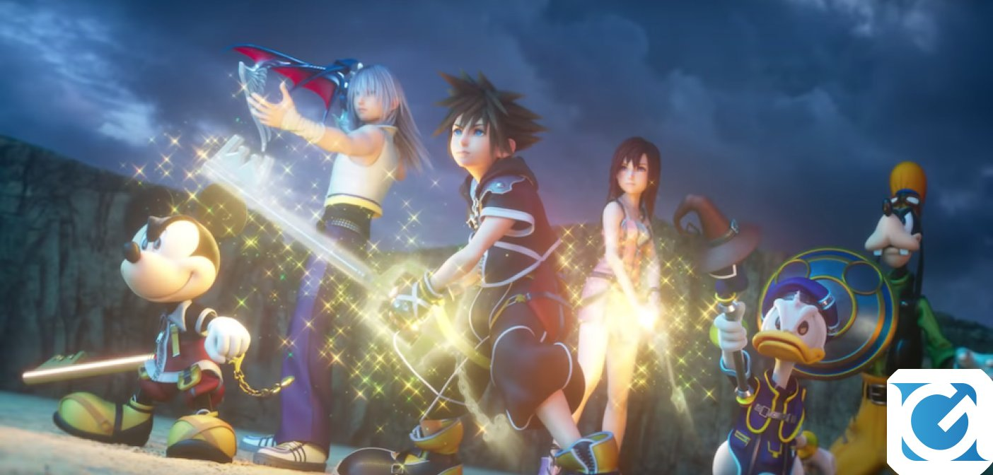 Disponibile il brano di apertura di Kingdom Hearts III