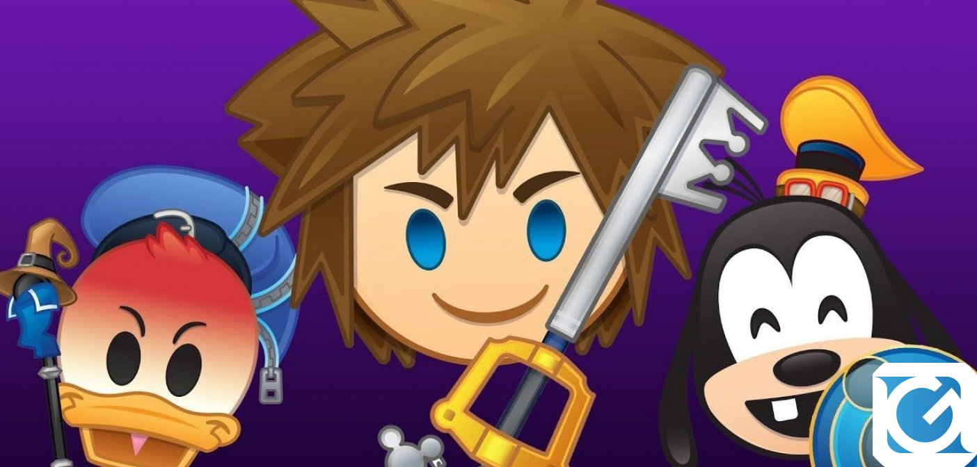 Kingdom Hearts III: un nuovo video a tema emoji!