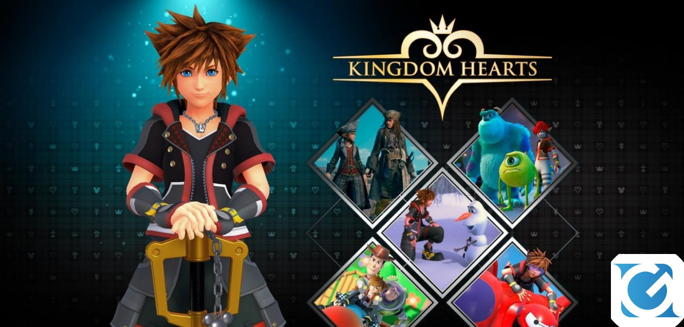 La Critical Mode fa il suo debutto in Kingdom Hearts III