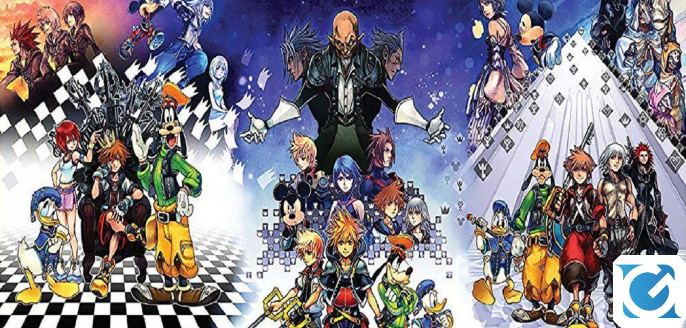 KINGDOM HEARTS -The Story So Far- arriva questo mese in Europa su PS4