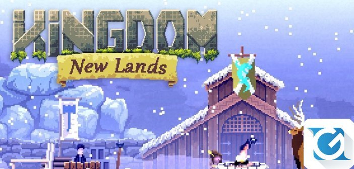 Kingdoms: New Lands arriva su tutti i dispositivi iOS