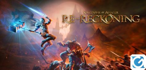 Recensione Kingdoms of Amalur Re-Reckoning per XBOX One - Ritorno ad Amalur