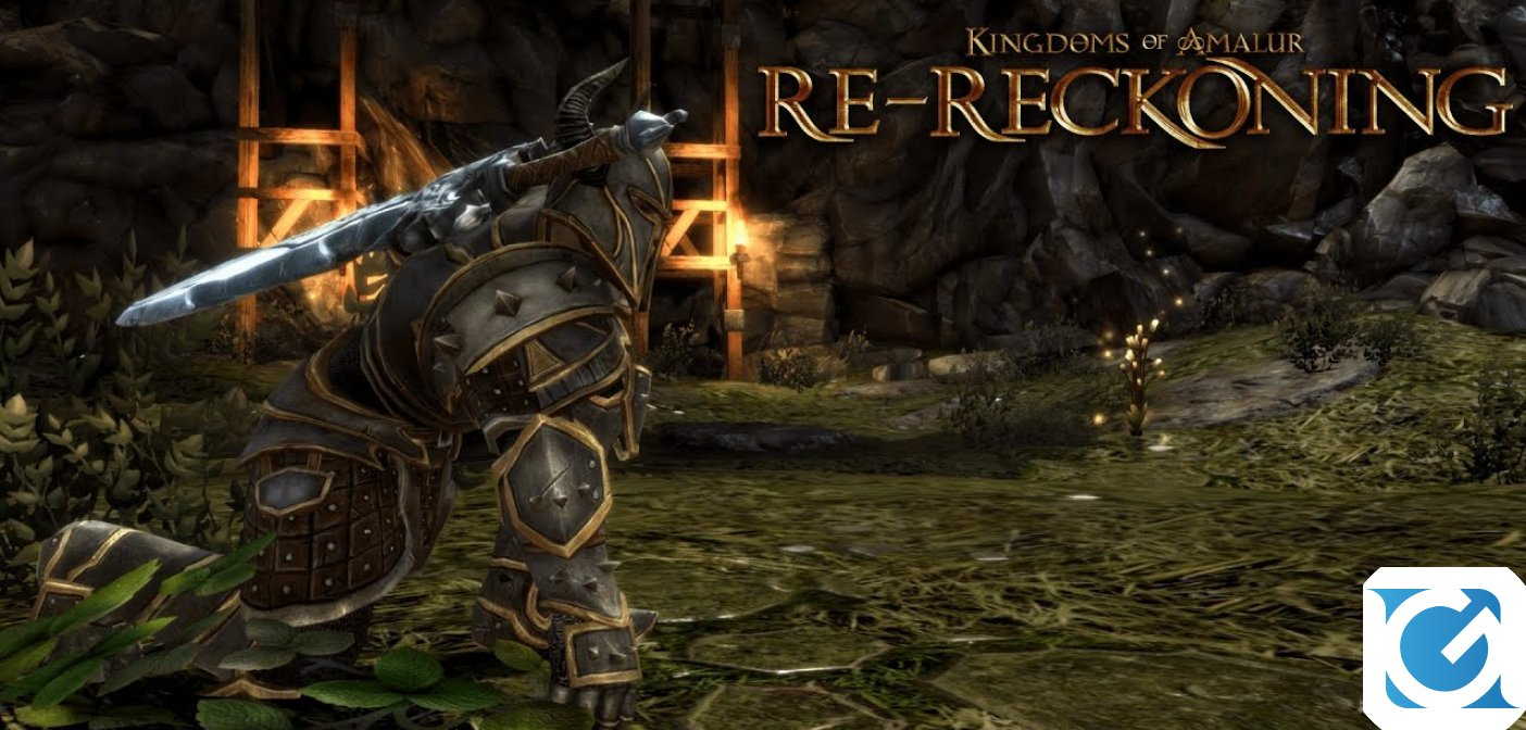 Kingdoms of Amalur: Re-Reckoning si mostra in un nuovo video gameplay