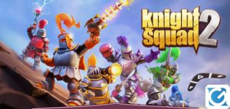 Knight Squad 2 è disponibile per XBOX One, Switch e PC