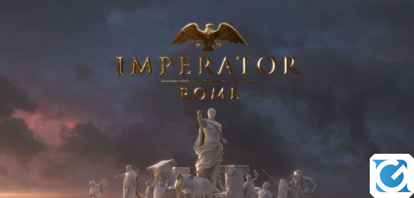 Koch Media ha siglato un accordo di distribuzione per Imperator: Rome Premium Edition