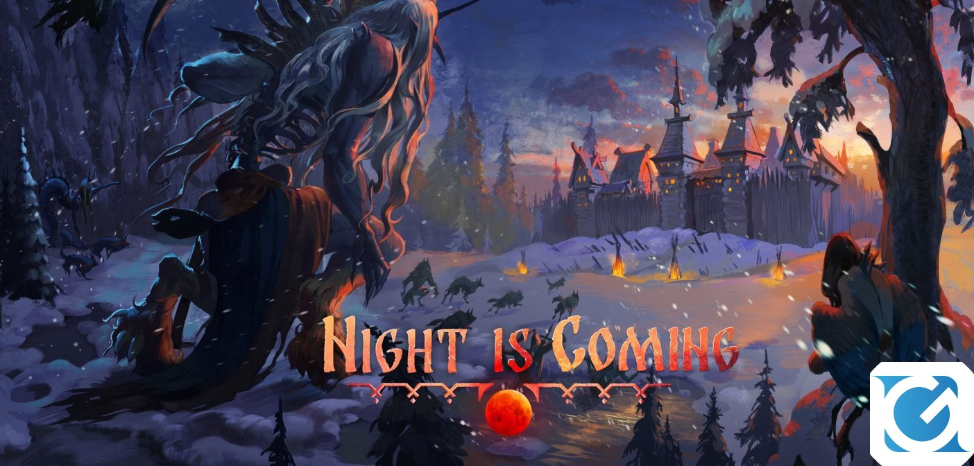 Koch Media stringe una collaborazione con Wild Forest Studio per Night is Coming