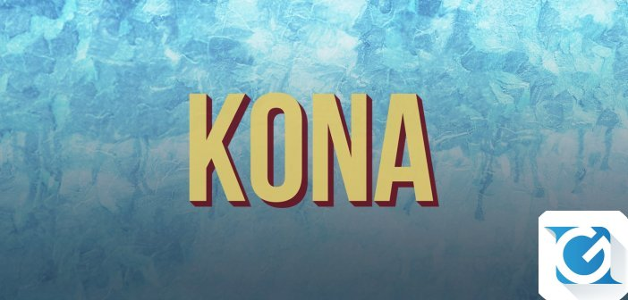 Kona e' disponibile per XBOX One, Playstation 4 e PC