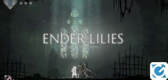 L'action RPG Ender Lilies: Quietus of the Knights è disponibile su Steam in accesso anticipato