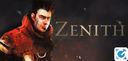 L'action RPG Zenith è disponibile per Nintendo Switch
