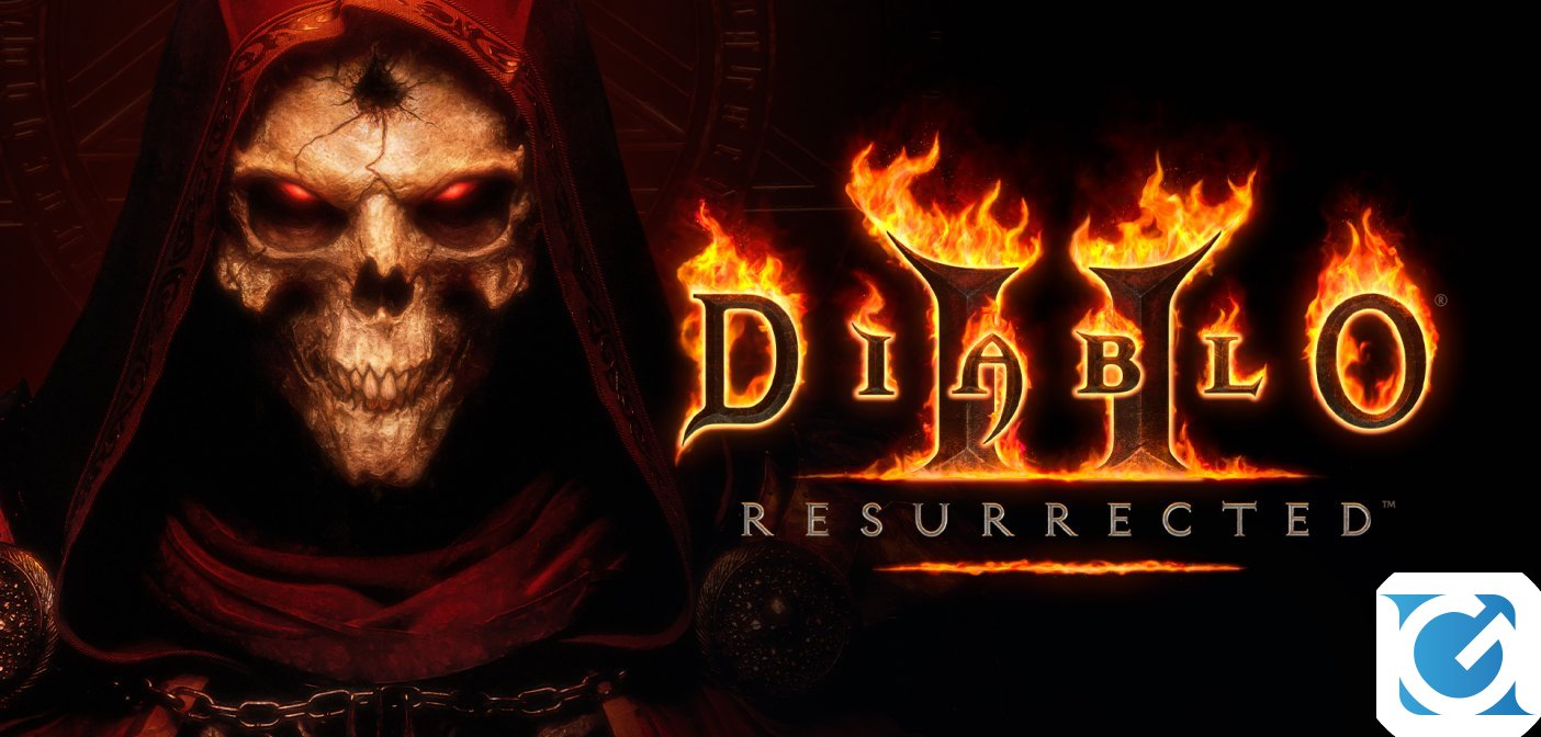L'alfa tecnica single player Diablo II: Resurrected è in arrivo questo weekend