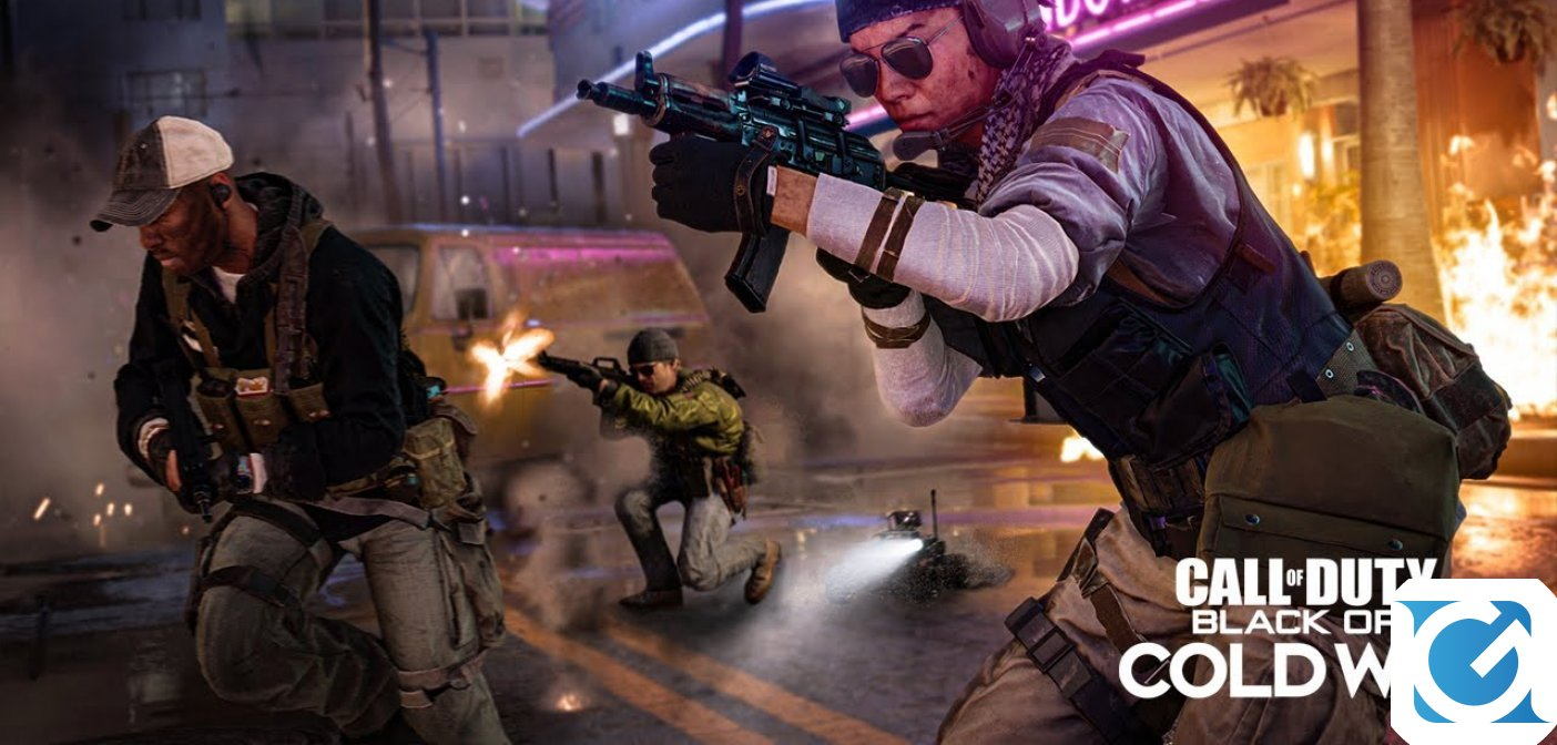 L'Alpha di Black Ops Cold War è giocabile questo weekend su PS4