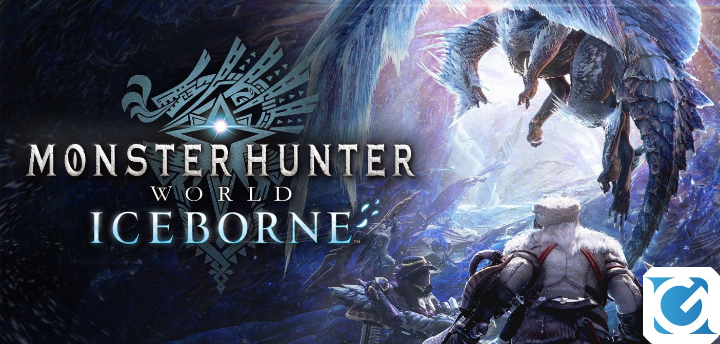 L'espansione Monster Hunter World Iceborne è ora disponibile anche su PC