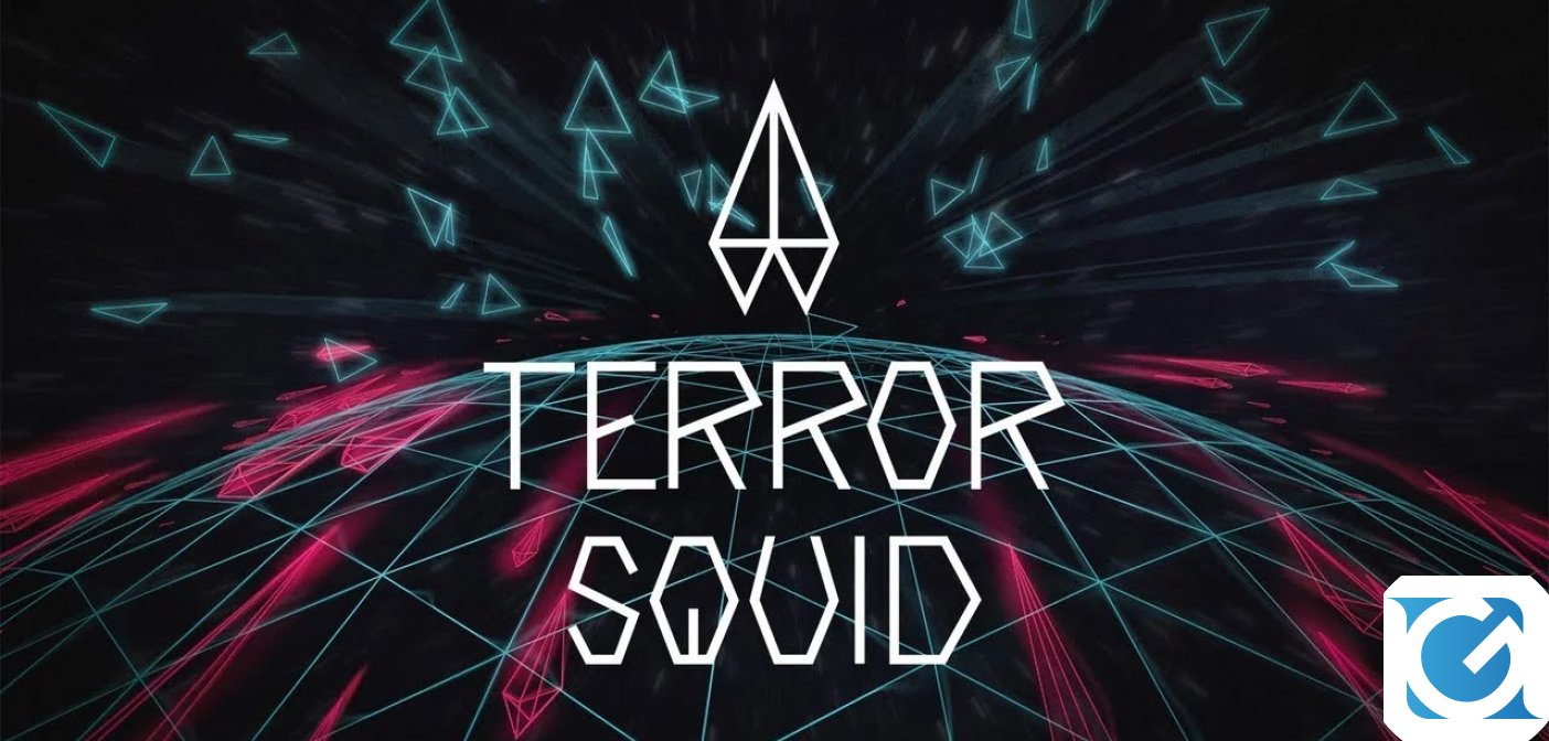 L'incubo synth score attack TERROR SQUID arriverà su Switch e Steam da questa primavera