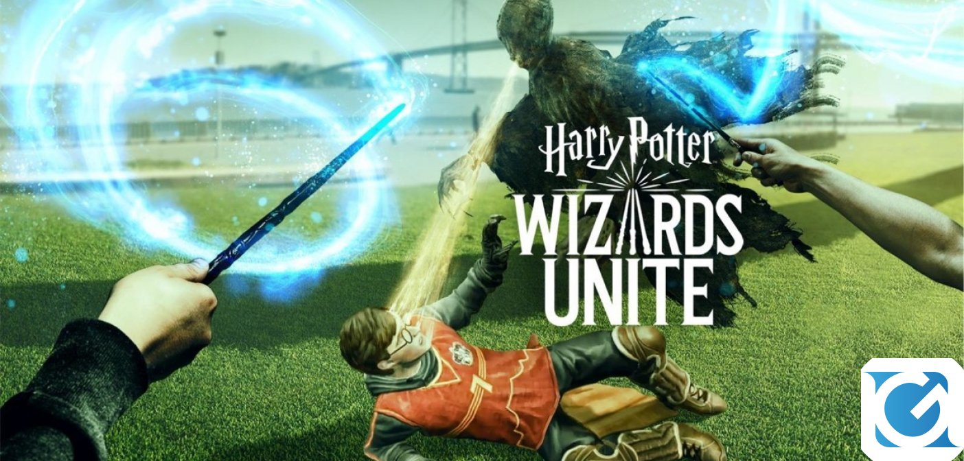 L'Oscurità arriva in Harry Potter: Wizards Unite