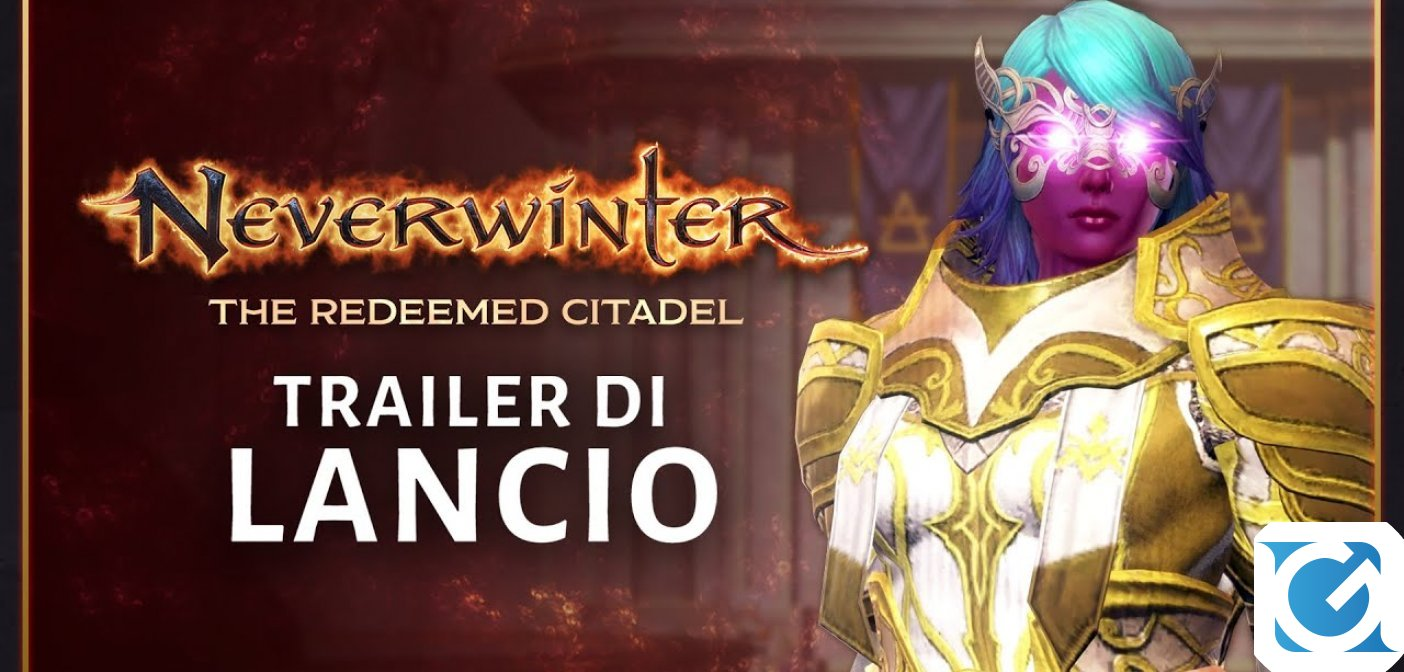 L'ultima pietra miliare di Neverwinter: La Cittadella Redenta è disponibile su PS 4 e XBOX One