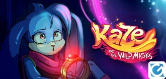 L'ultimo trailer di Kaze and the Wild Masks dimostra che il titolo è ormai pronto