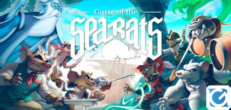 La campagna Kickstarter di Curse of the Sea Rats è live!