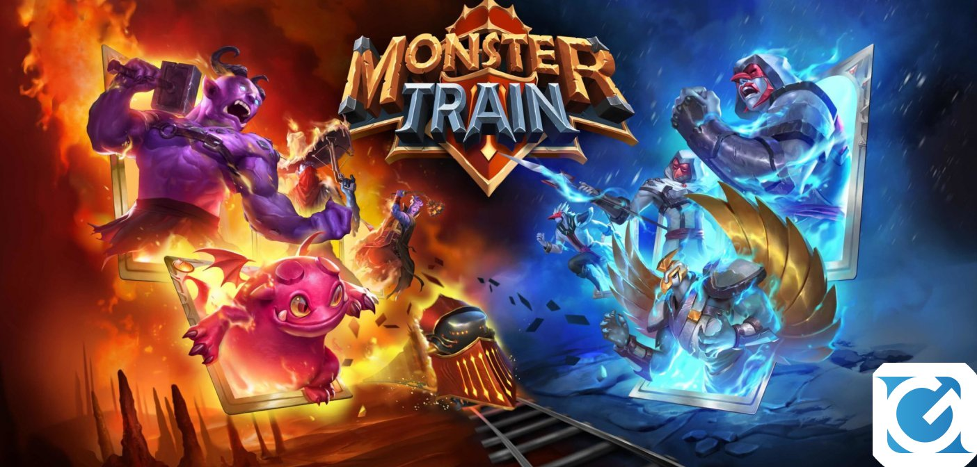 La closed beta di Monster Train inizia oggi