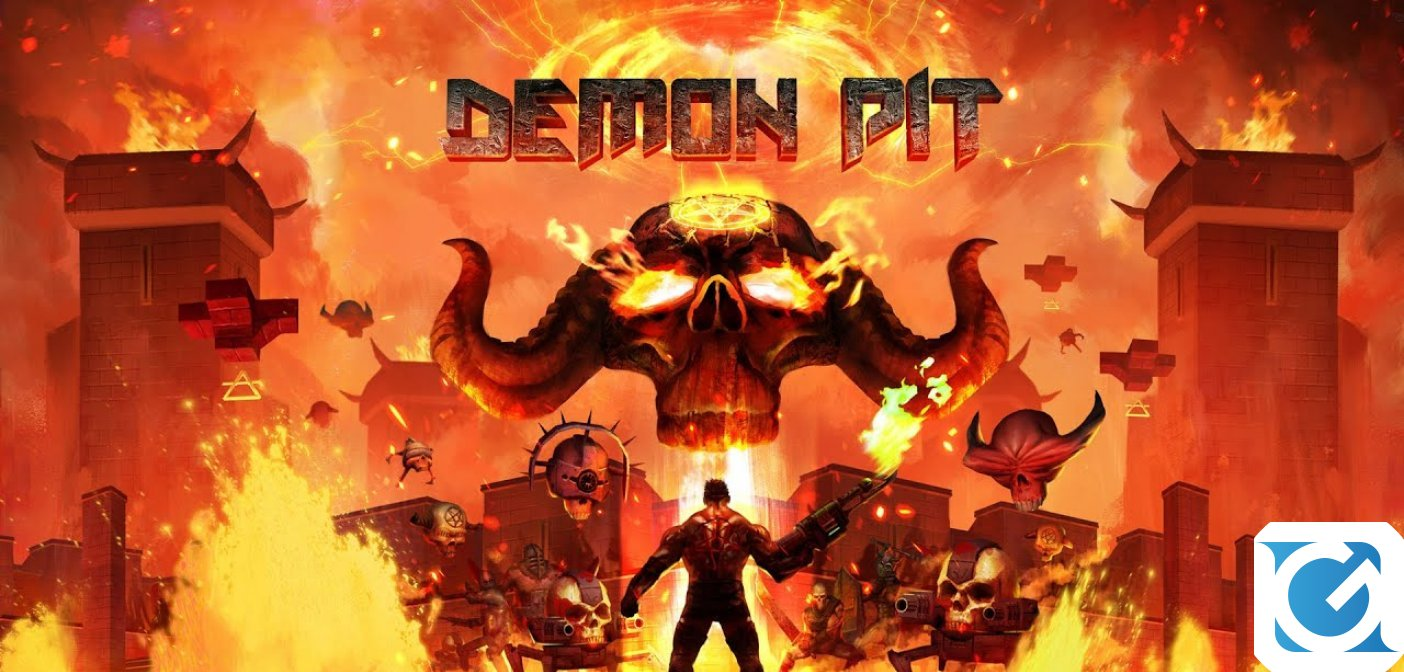 La demo di Demon Pit è disponibile su PC