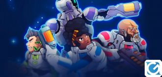 La demo di Gravity Heroes è disponibile per PC e console