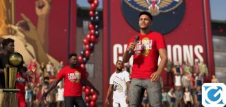 La demo di NBA 2K20 è disponibile per il download