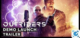La demo di OUTRIDERS è finalmente disponibile