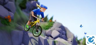 La demo gratuita di Lonely Mountains: Downhill è disponibile su Steam