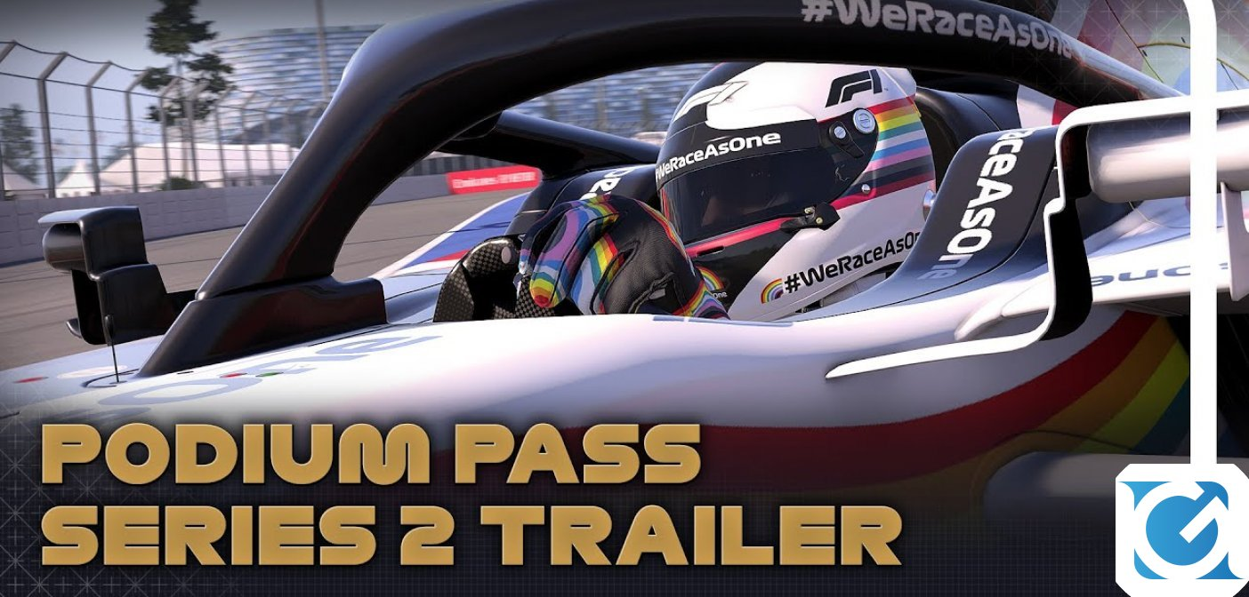 La F1 2020 Podium Pass Series Two è in corso