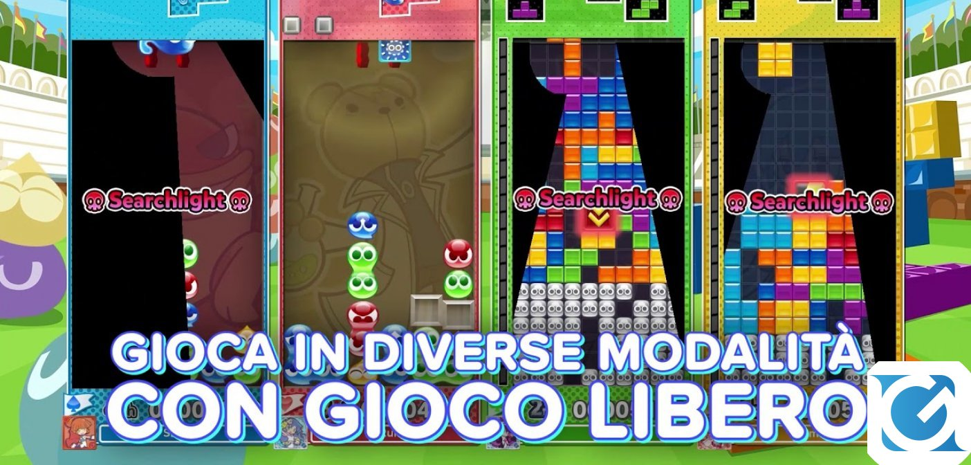 La nuova Skill Battle Mode di Puyo Puyo Tetris 2 introduce un gameplay ispirato agli RPG