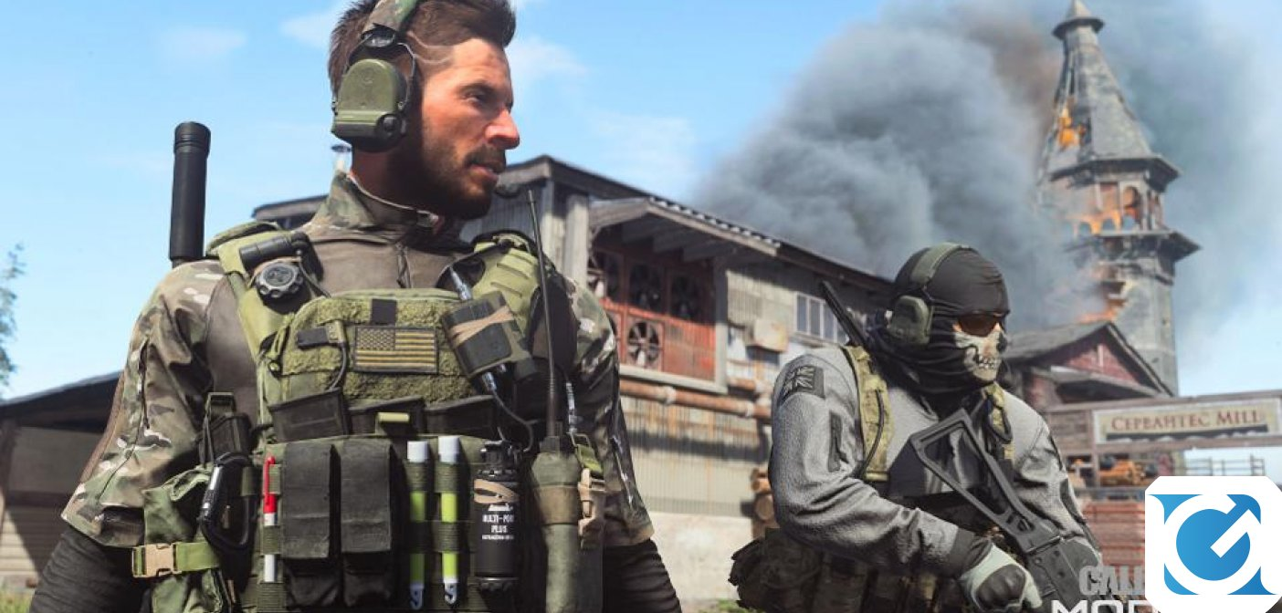 La Stagione 3 di Call Of Duty: Modern Warfare è disponibile per tutti
