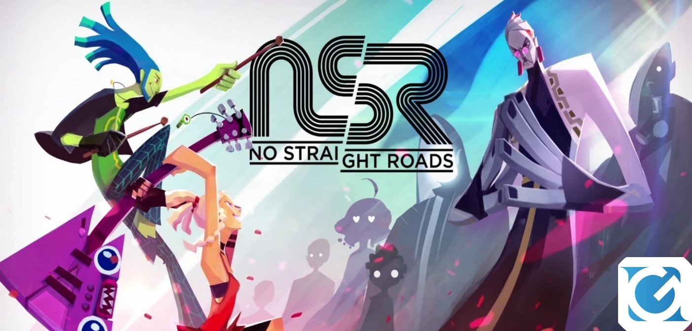 La versione fisica di No Straight Roads per Nintendo Switch è disponibile da oggi