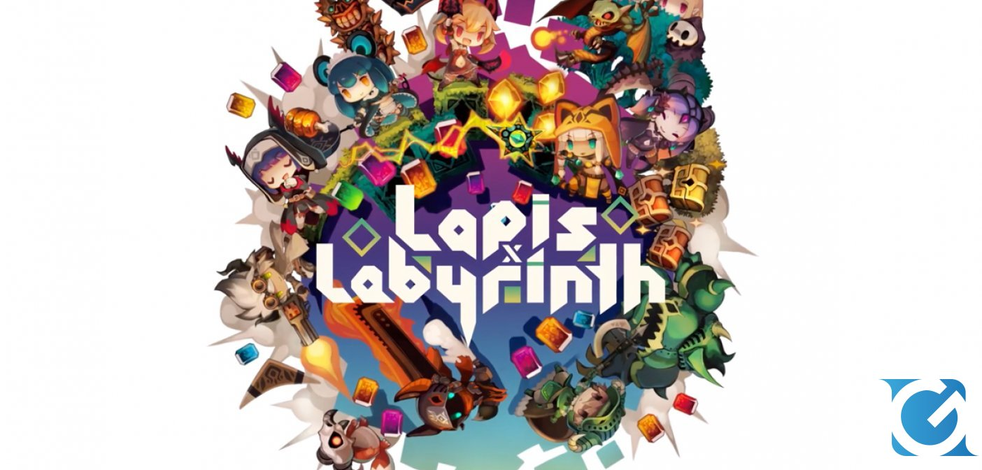 Lapis x Labyrinth arriverà su PS4 e Switch nel 2019