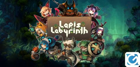 Recensione Lapis x Labyrinth - Le apparenze ingannano