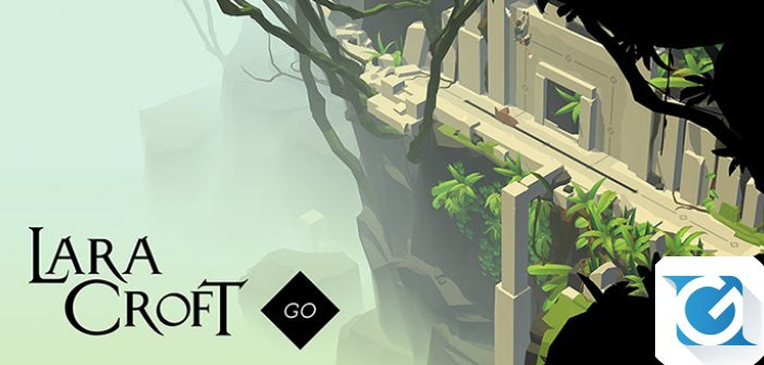 Lara Croft GO - Mirror of Spirits e' disponibile gratuitamente per PC